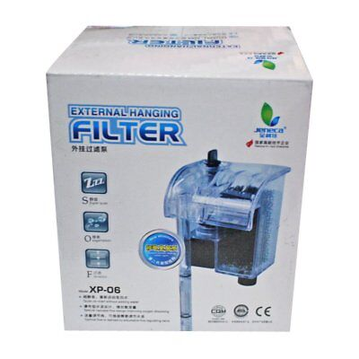 Tropical Fish Tank External & Hang On Filter Pump Aquarium Fish Tank Pump