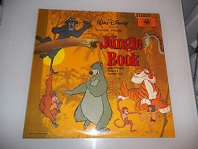 Walt Disney presents songs from The Jungle Book, Vinyl, LP