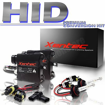 1997-2018 Ford Expedition HID Conversion Kit 2 Bulb 2 Ballast Car Front Light 6K