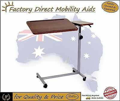 Tilt Table with Stable Section Height Adjustable! Great Buy On Wheels