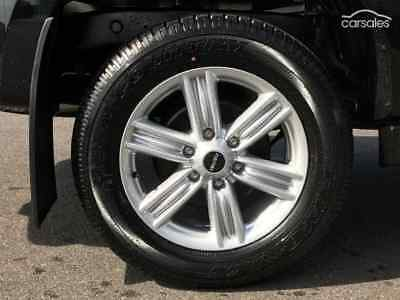 "Genuine-New 2017 On Isuzu D-Max Ls-T Set Of 4 18"" Wheels (No Tyres)"