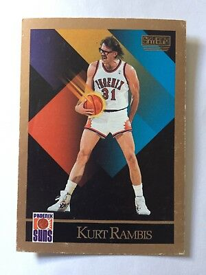 1990 SkyBox NBA Basketball Card - Phoenix Suns #229 Kurt Rambis