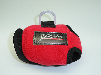 JAWS S cover SHIMANO for Calcutta Conquest 300 400 ACCURATE 400 AVET SX REEL RED
