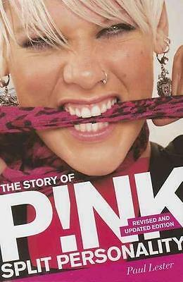 The Story Of Pink-Split Personality Buch Book NEW