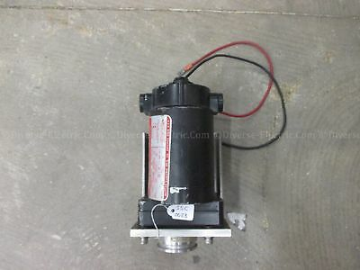 Dayton 4Z539A Permanent Magnet DC Gear Motor  90A 1/30HP 31:1 Ratio