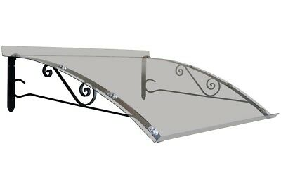 Bellhouse Iron Door Canopy Mod Eco Line Made In Italy Canopies Garden Roof Sun