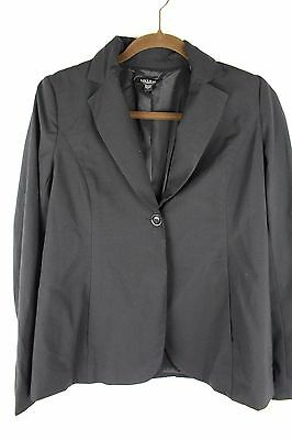 Maternity Black Career Office Wear Blazer Jacket S A Pea in the Pod Collection