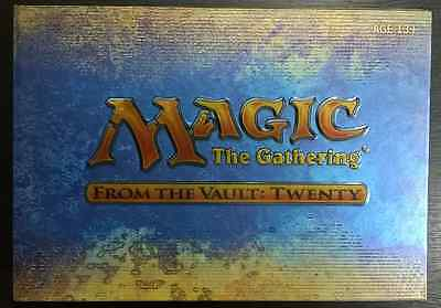 From the Vault: 20 Twenty Magic the Gathering Jace the Mind Sculptor New Sealed