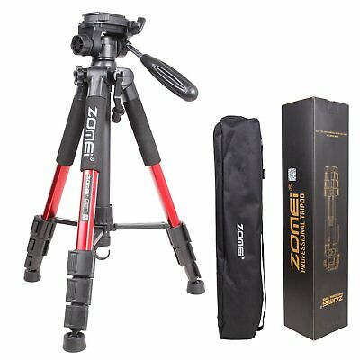 Zomei Q111 Professional Aluminium Travel Tripod&PanHead Portable for DSLR Camera
