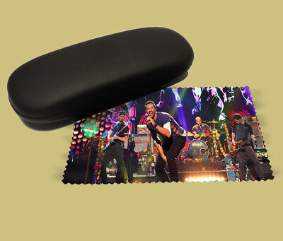 Coldplay lens cloth screen wipe laptop pc glasses soft music band chris martin