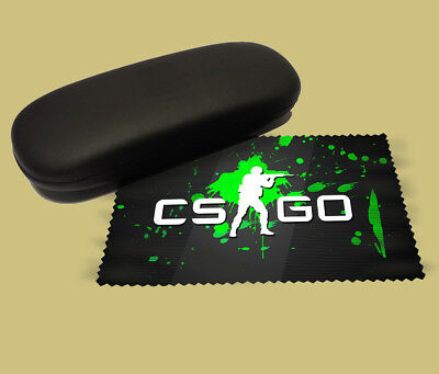 Counter strike global offensive lens cloth screen wipe laptop csgo glasses soft