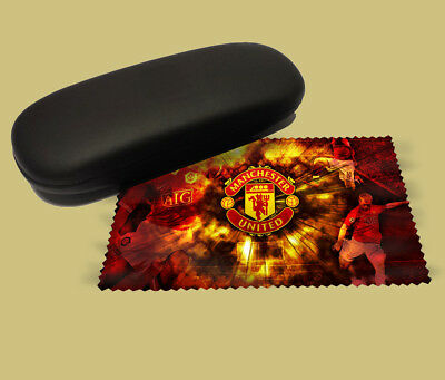 Manchester united lens cloth screen wipe laptop pc glasses soft mufc football