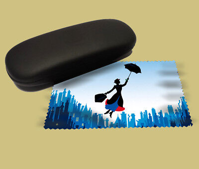 Mary poppins lens cloth screen wipe laptop pc glasses soft disney