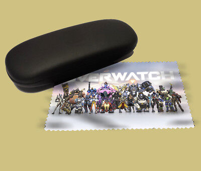 Overwatch lens cloth screen wipe laptop pc glasses soft gamer