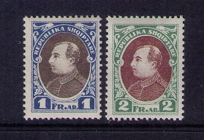 Albania  Stamps ,SC# 193-4 Colour not Issued  MH