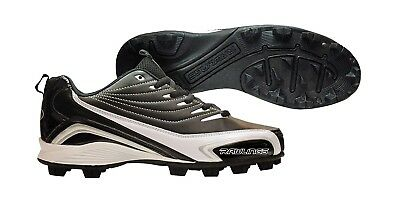 (Junior/Adult Size 12) - New 2014 Rawlings Baseball Cleats Lightweight