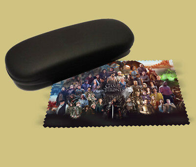 Game of thrones cast lens cloth screen wipe laptop glasses soft westeros