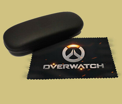 Overwatch lens cloth screen wipe laptop glasses soft gamer pc