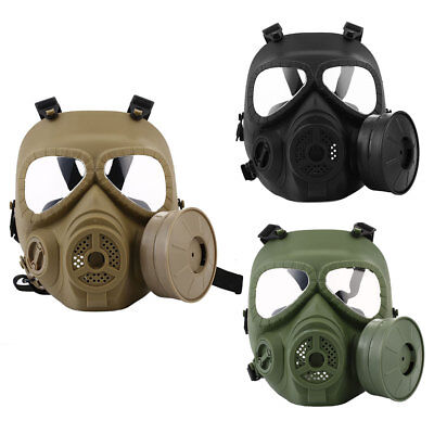 M04 CS Tactical Airsoft Wargame Paintball Cosplay Helmet Gas Mask Equipment