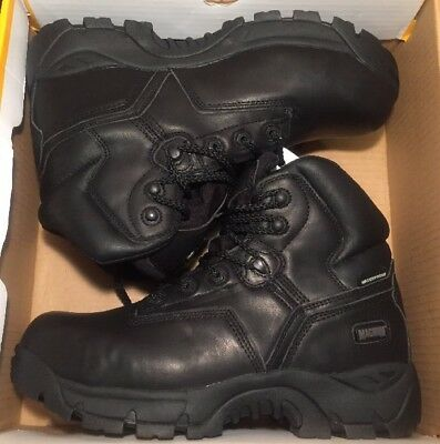 wholesale dealer d23f9 8fe4a MAGNUM PRECISION II Ultra Lite Waterproof Composite Toe Tactical Boot Size  7.5