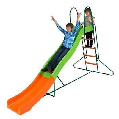 10Ft Wavy Slide Outdoor Toys And Activities Swings Games And Toys Sturdy Activit