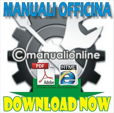 MANUALE OFFICINA YAMAHA XP530D-A TMAX T-MAX DX ABS 2017 (PDF) Italiano