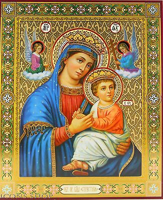 Passionate Mother Of God Icon Страстная Б М Икона Santa Madre De Dios Icono