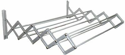 Outdoor Clothes Airer Caravan Side Mount Expanda Clothes Line Caravan