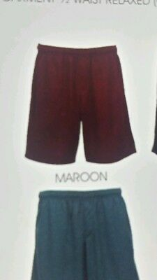 Bulk Biz  Basketball  shorts maroon