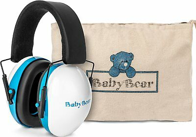 Safest Baby Ear Protection ~ Baby Ear Muffs Noise Protection ~ Infant Ear Rated
