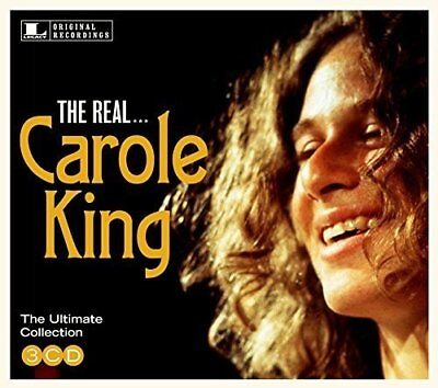 CAROLE / CAROL KING - The Very Best Of - Greatest Hits Collection 3 CD NEW