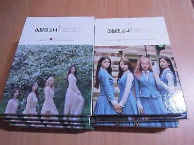 LOONA GIRL old promo autographed (signed)
