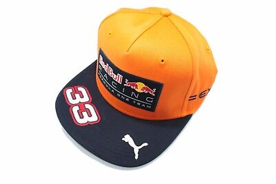 Red Bull Racing Cap Mütze Max Verstappen Spa 2017 Limited Edition