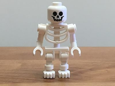 LEGO Skeleton Mini-figure - LEGO Halloween - LEGO Mini-figures
