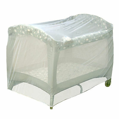 Baby Mosquito Crib Net Pack N Play Stroller Cradle Bug Insect Infant Netting NEW