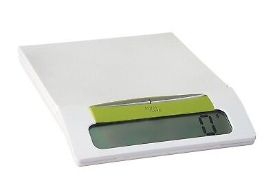 Jamie Oliver Keep It Simple Electronic Add N Weigh Scale - White