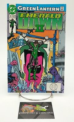 Green Lantern Emerald Dawn II #4 July 1991 DC Comics Combined Shipping Discount