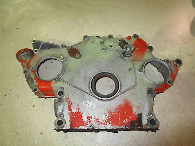 Deutz BF4L913 Timing Cover 912 Turbo Diesel Engine Bomag Tractor