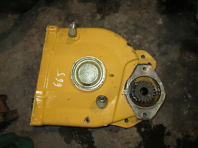 New Holland LS170 ONE Drive Gearbox Case LX665 LS160 LX565 Skid Steer Loader