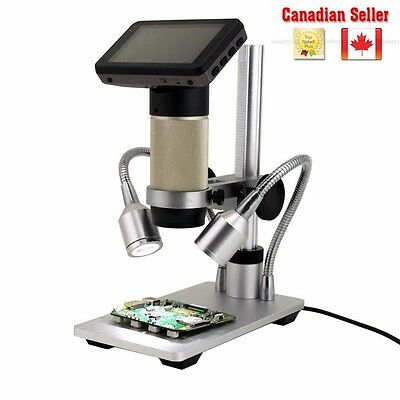 Andonstar ADSM201 HDMI 1080 3MP 10x-300x USB Digital Microscope for PCB Repair