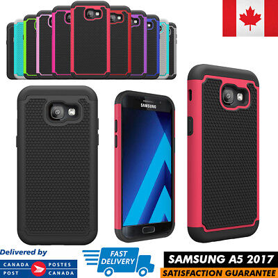 For Samsung Galaxy A5 2017 Case Hybrid ShockProof Defender Protective Cover