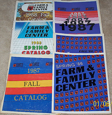 Central Tractor Farm & Family Center Parts Catalogs