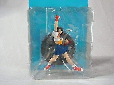 Capcom Street Fighter 2 Prize Figure Sakura Kasugano Brand-New