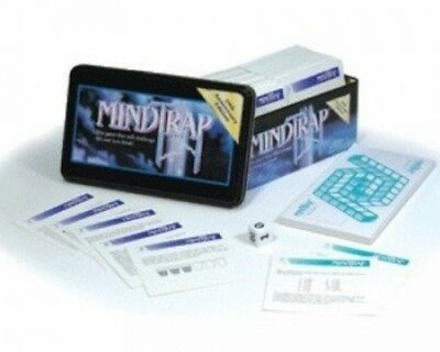 MindTrap - It Will Challenge the Way You Think!. MindTrap Games, Inc.. Brand New