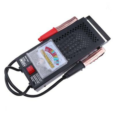 6V & 12V 100Amp Car Van Auto Battery Load Drop And Charging System Tester
