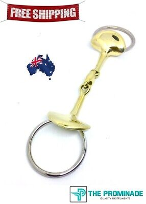 Horse snaffle bit Golden Wing, Loose Ring