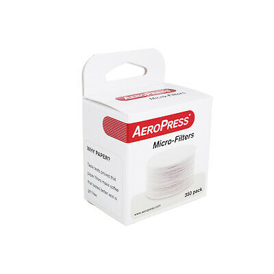 NEW Aerobie Aeropress Genuine Replacement Filters (pack of 350)