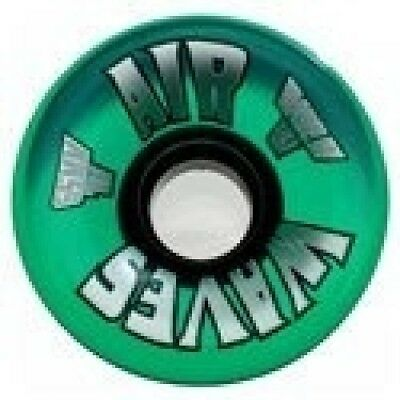 (Clear Green) - Air Waves Wheels USA ** ALL COLOURS**. Shipping Included