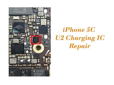 iPhone 5C U2 Charging IC Repair