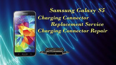 Samsung Galaxy S5 Charging Connector/ USB Port Replacement Repair Service